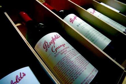 1996 Grange  1 X 6  bottle OWC 1996