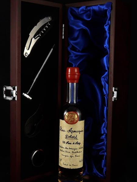 1997 20 Year Old Delord Freres Bas Armagnac (20cl)