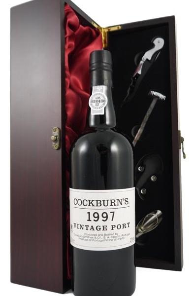 1997 Cockburn Vintage Port 1997