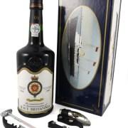 1997 Dona Antonio Ferreira Personal Reserve Port 1997 HMY Britannia Commemorative Bottling