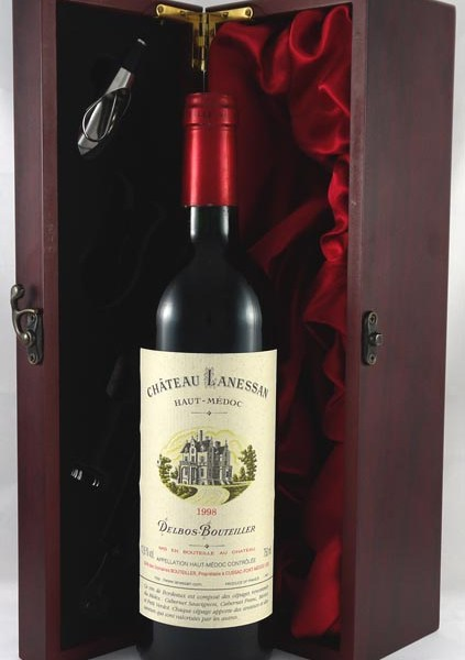 1998 Chateau Lanessan 1998 Medoc