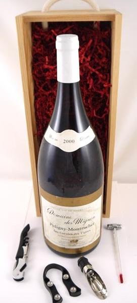 2000 Puligny Montrachet Les Cuvees de Vignes 2007 Domaine de Mignon MAGNUM