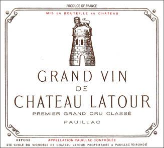 2002 Chateau Latour 2 X 6 bottle OWC 2002