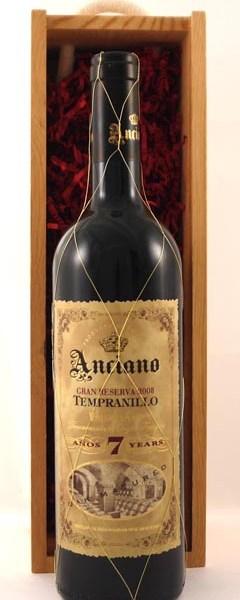 2008 Tempranillo Gran Reserva 2008 Anciano