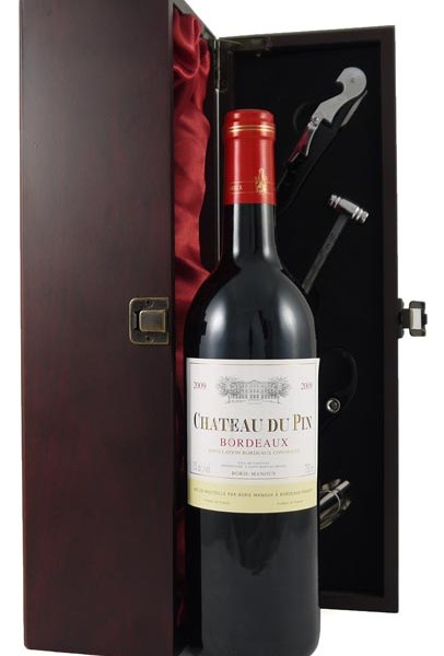 2009 Chateau Du Pin 2009 Bordeaux