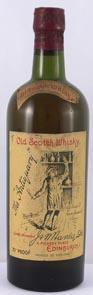 ('50s bottling) The Antiquary Old Scotch Whisky ('50s bottling)