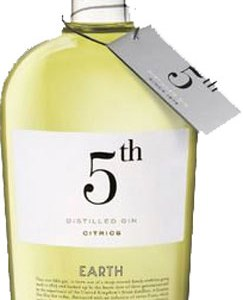 5th Gin - Earth 70cl Bottle