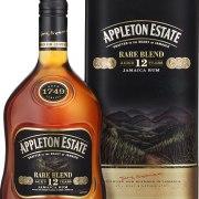 Appleton - Estate Rare Blend 12 Year Old 70cl Bottle