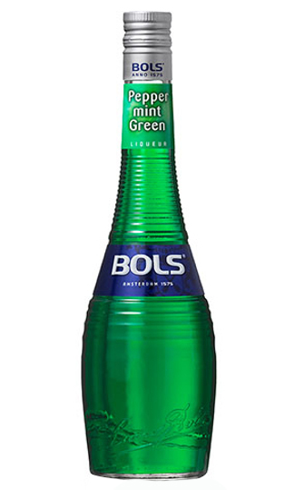Bols - Creme de Menthe (Peppermint) 50cl Bottle