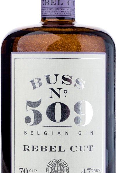 Buss No.509 - Rebel Cut 70cl Bottle