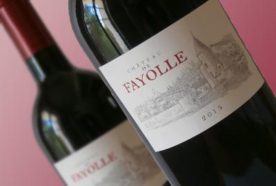 Château de Fayolle 2015