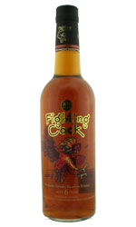 Fighting Cock - 6 Year Old 70cl Bottle