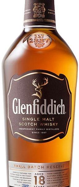 Glenfiddich - 18 Year Old 70cl Bottle