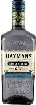 Haymans - Family Reserve 70cl Bottle