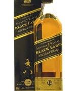 Johnnie Walker - Black Label 12 Year Old 70cl Bottle