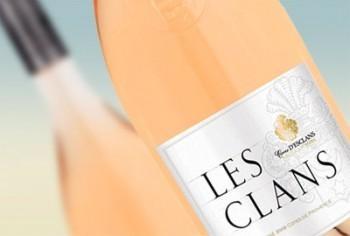 Les Clans 2015 Bottle