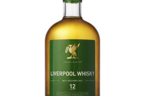 Liverpool 12 Year Old Whisky 70cl