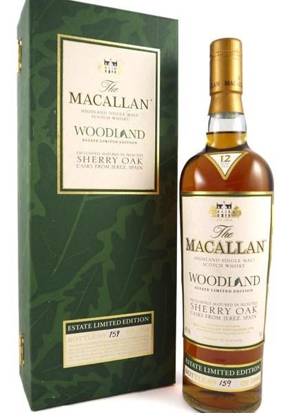 Macallan Original Bottling Woodland 12 Years old Highland Single Malt 70cl