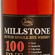Millstone Distillery - 100 Rye Whiskey 70cl Bottle