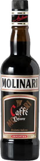 Molinari - Caffe 70cl Bottle