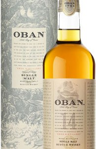 Oban - 14 Year Old 70cl Bottle