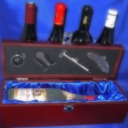 Quarterly Red Wine Gift