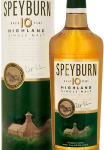 Speyburn - 10 Year Old 70cl Bottle