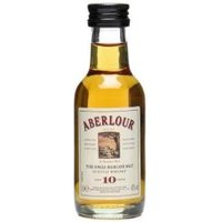 Aberlour - 10 Year Old Miniature 5cl Miniature