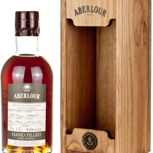 Aberlour 16 Year Old Hand Filled Batch #A16 Sherry