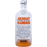 Absolut - Mandarin 70cl Bottle