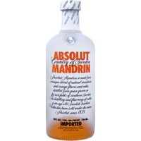 Absolut - Mandarin 70cl Bottle