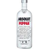 Absolut - Peppar 50cl Bottle