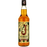 Admiral Vernons - Old J Spiced Rum 70cl Bottle
