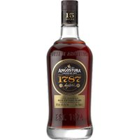 Angostura - 1787 Rum 15 Year Old 70cl Bottle