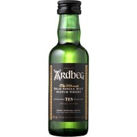 Ardbeg - 10 Year Old Miniature 5cl Miniature