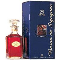 Baron de Sigognac - 25 Year Old Armagnac Decanter 70cl Bottle