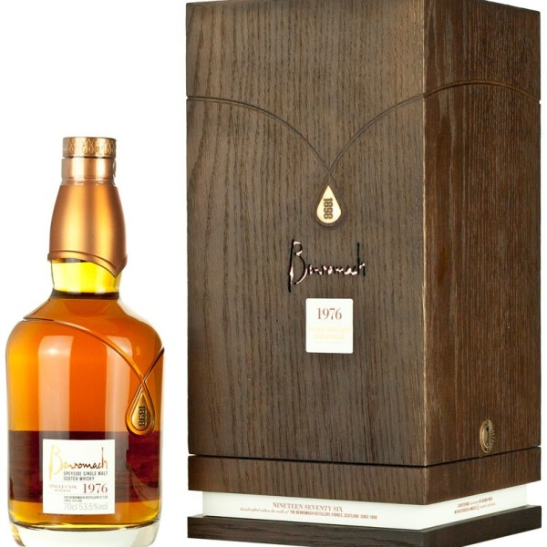 Benromach 40 Year Old 1976 Single Cask