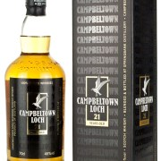 Blended Scotch Campbeltown Loch 21 Year Old