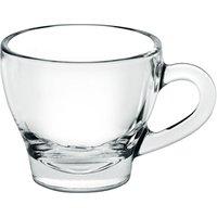 Borgonovo Taza Ischia Espresso Glass 2.8oz / 80ml (Case of 6)