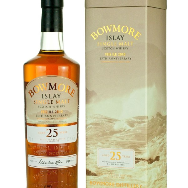 Bowmore 25 Year Old Feis Ile 2010