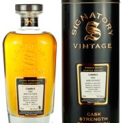 Cambus 24 Year Old 1991 Signatory Cask Strength