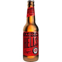 Camden - Hells 24x 330ml Bottles