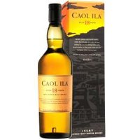 Caol Ila - 18 Year Old 70cl Bottle
