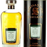Caperdonich 20 Year Old 1992 Signatory Cask Strength