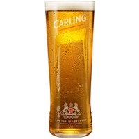 Carling Half Pint Glasses CE 10oz / 285ml (Set of 4)
