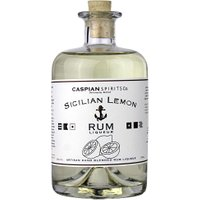 Caspian Spirits - Sicilian Lemon 70cl Bottle