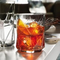 Cassiopea Double Old Fashioned Glasses 14.4oz / 410ml (Pack of 4)