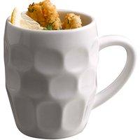 Ceramic Dimple Mug 12oz / 340ml (Case of 6)