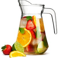 City Glass Pitcher 51oz / 1.45ltr (Case of 12)