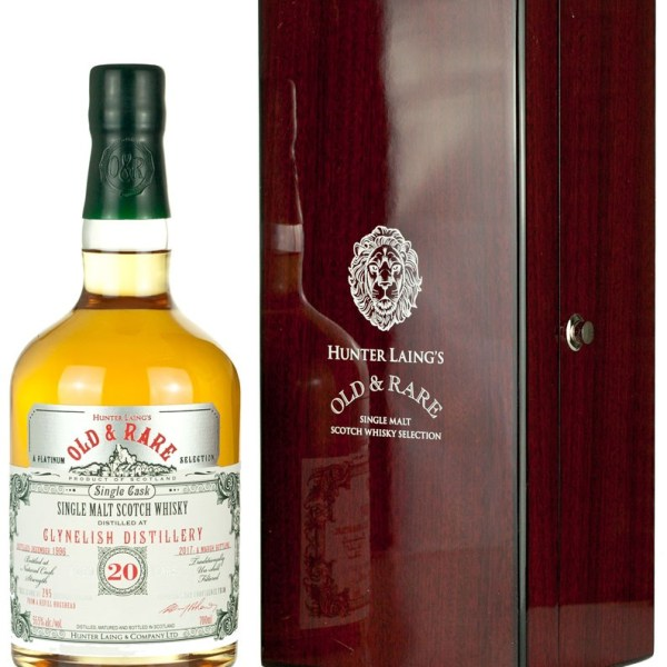 Clynelish 20 Year Old 1996 Old & Rare